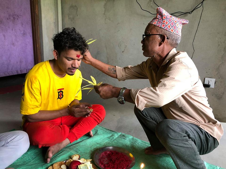 नेपाल आइडल–२ का विजेता गायक रवि ओड