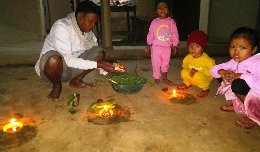 राम दहितकाे वालबाट