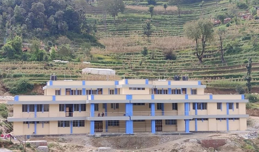 देउलेख प्राथमिक स्वास्थ्य केन्द्र