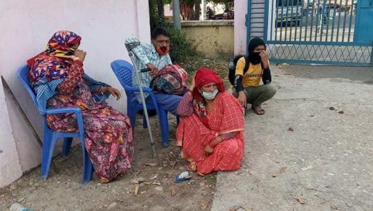 फोटो: लक्ष्मण तिवारी