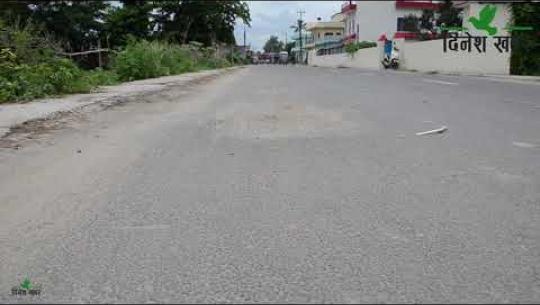 Embedded thumbnail for धनगढी उप–महानगरपालिका क्षेत्रका नयाँ सडकहरुको दुरावस्था