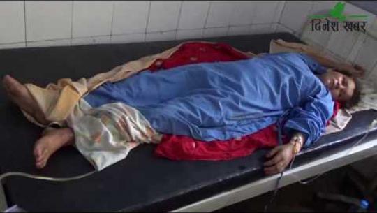 Embedded thumbnail for सेती अञ्चल अस्पतालको प्रसुती वार्डको सेवा खस्किदो(भिडियो रिर्पोट सहित)